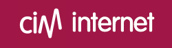 Logo CIM internet
